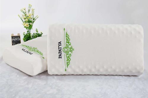 泰国乳胶枕头 PAPATYA乳胶枕